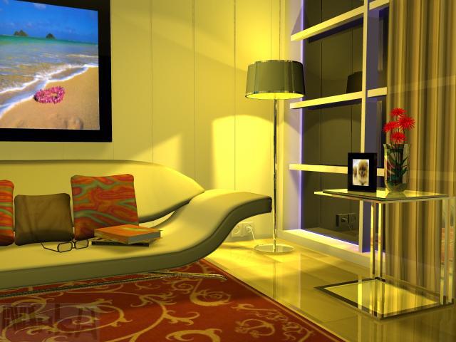 cozy corner_night